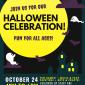 Upcoming Event: Halloween Celebration